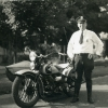 Motor Officer Dan Reardon (retired)